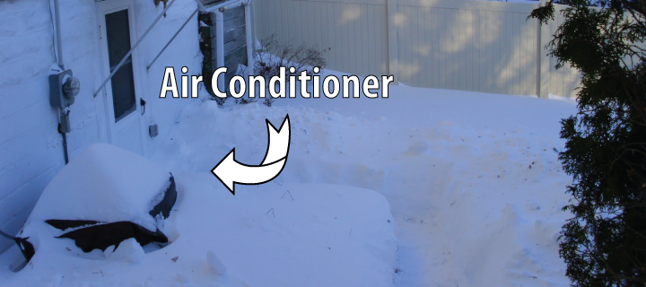 Winter Air Conditioner Care
